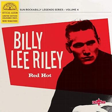 Red Hot (Red Hot 10  Vinyl) Vinyl Record