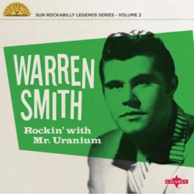 Rockin' With Mr. Uranium (Ltd. 10  Green Vinyl Record