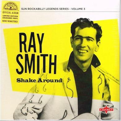 Shake Around (Ltd. 10  Yellow Vinyl) Vinyl Record