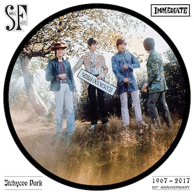 Itchycoo Park (10  Picture Disc) Vinyl Record