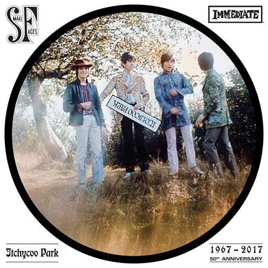 Small Faces Itchycoo Park (10  Picture Disc) Vinyl Record