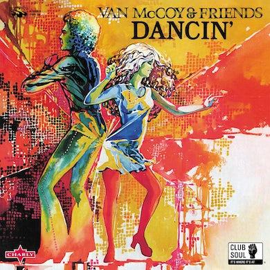 Van Mccoy & Friends Dancin' (Lp) Vinyl Record