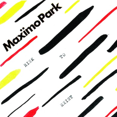 Maximo Park Risk To Exist Vinyl Record
