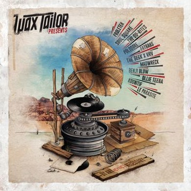 Wax Tailor By Any Remixes Necessary Vinyl Record