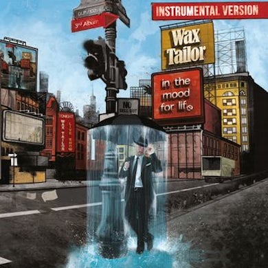 Wax Tailor In the mood for life (instrumental versi Vinyl Record