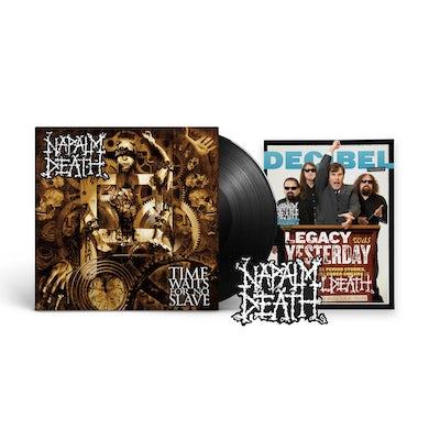 Time Waits For No Slave (Decibel Edition Vinyl Record