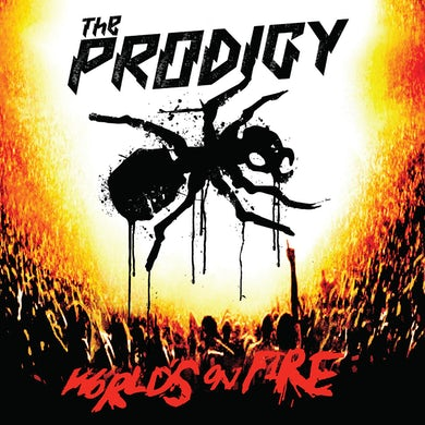 World's On Fire (Live At Milton Keynes B Vinyl Record