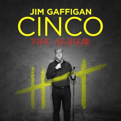Jim Gaffigan Cinco Vinyl Record