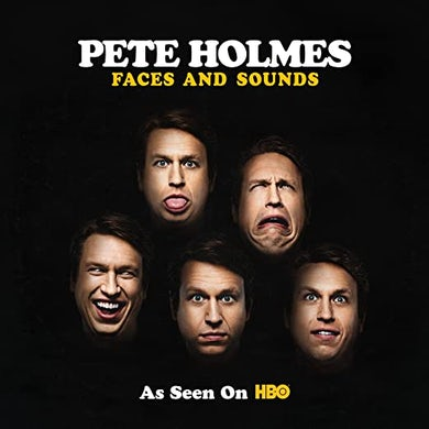 Faces And Sounds Vinyl Record
