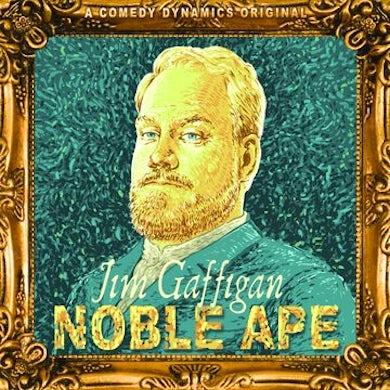 Jim Gaffigan Noble Ape Vinyl Record