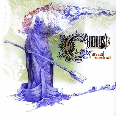 Chiodos All's Well That Ends Well (Pink Vinyl) Vinyl Record