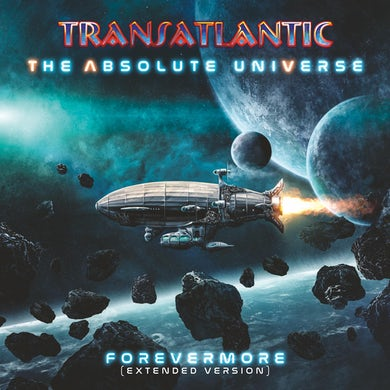 Transatlantic The Absolute Universe: Forevermore (Exte Vinyl Record