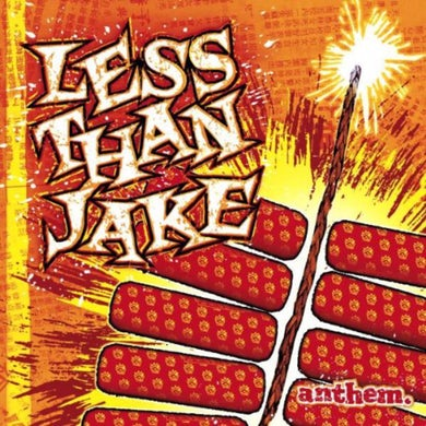 Anthem Vinyl Record