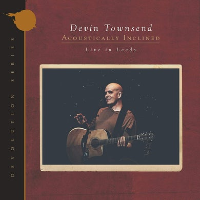 Devolution Series #1   Acoustically Incl Vinyl Record