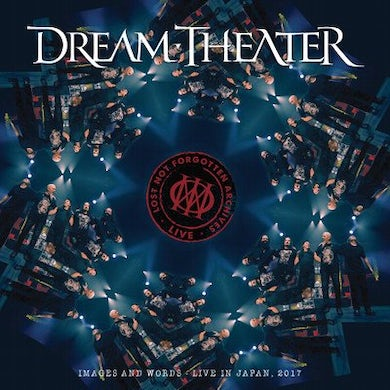 Dream Theater Lost Not Forgotten Archives: Images And Vinyl Record