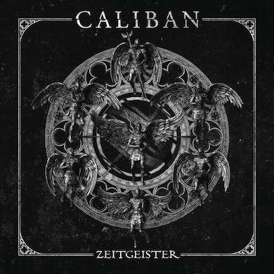 Caliban Zeitgeister Vinyl Record