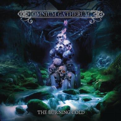 BURNING COLD (2 LP/1 CD/180G VINYL/ TRANSPARENT BLUE VINYL/GATEFOLD JACKET) Vinyl Record