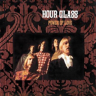 Hour Glass Power Of Love Vinyl Record