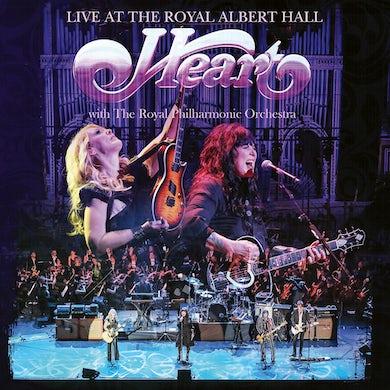 Heart Live At The Royal Albert Hall (2 Lp) Vinyl Record