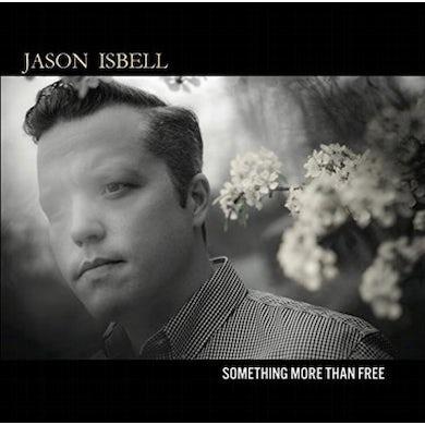 Jason Isbell Something More Than Free Vinyl Record