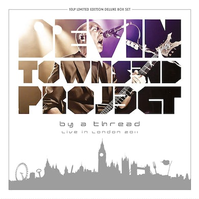 Devin Townsend Project By a Thread: Live in London 2011 Vinyl Record
