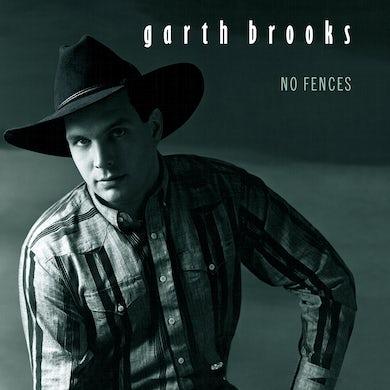 Garth Brooks No Fences Vinyl Record