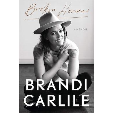 Brandi Carlile  Broken Horses Hardcover CD