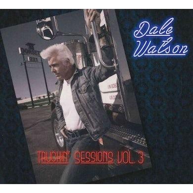 Truckin' Sessions Vol. 3 CD