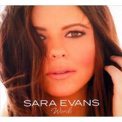 Sara Evans Words CD