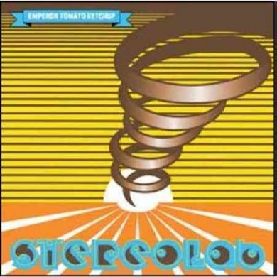 Stereolab Emperor Tomato Ketchup Vinyl Record
