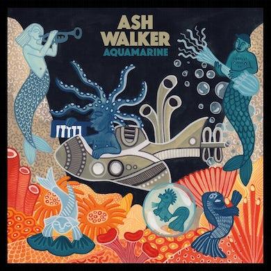 Ash Walker Aquamarine CD