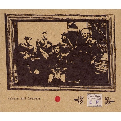 Dr. Dog Takers & Leavers CD