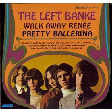 Left Banke Walk Away Renee CD