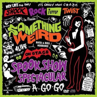 Spook Show Spectacular A-Go-Go (OST) CD
