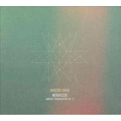 Marconi Union Weightless (Ambient Transmissions, Vol. 2) [Digipak] CD