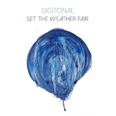 Digitonal Set The Weather Fair CD