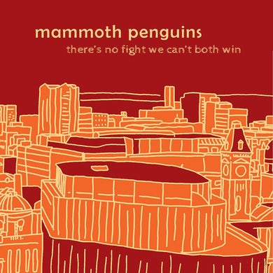 There Is No Fight We Can't Both Win CD
