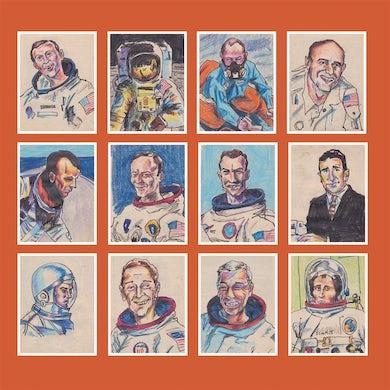 Darren Hayman 12 Astronauts CD