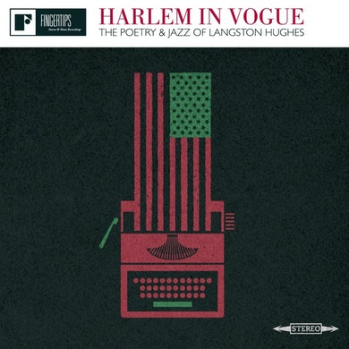 Harlem In Vogue: The Poetry And Jazz Of Langston Hughes Vinyl Record