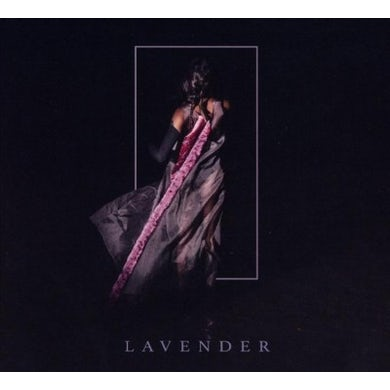Half Waif  Lavender CD