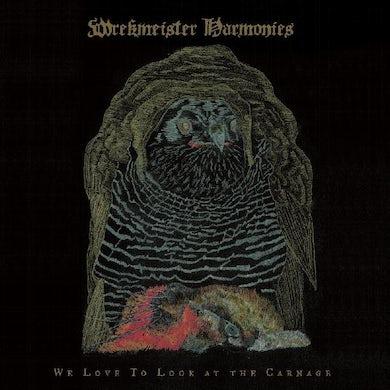 Wrekmeister Harmonies We Love to Look at the Carnage CD