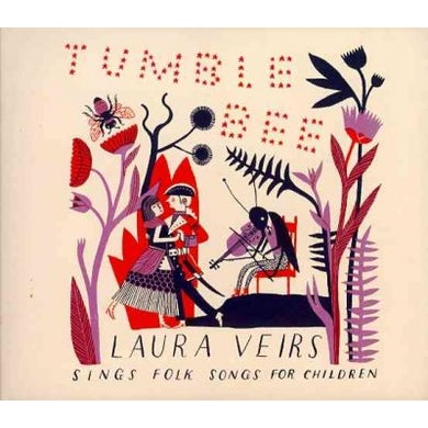 Laura Veirs Tumble Bee CD