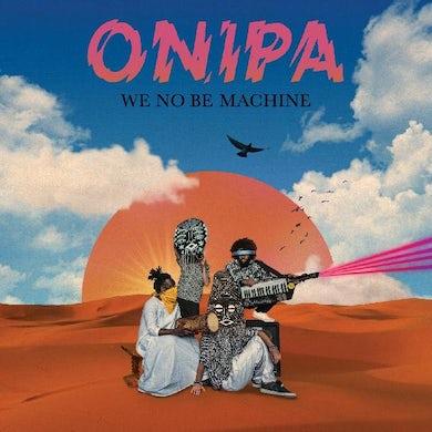 We No Be Machine CD