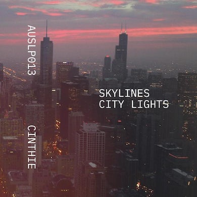 Skylines City Lights CD