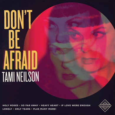 Don't Be Afraid Vinyl Record