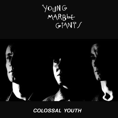 Young Marble Giants Colossal Youth   40 Th Anniversary Editio Vinyl Record