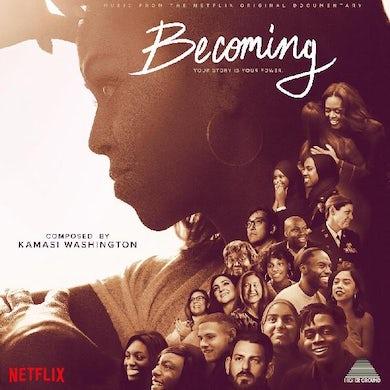 Kamasi Washington Becoming (Music from the Netflix Original Documentary) Vinyl Record