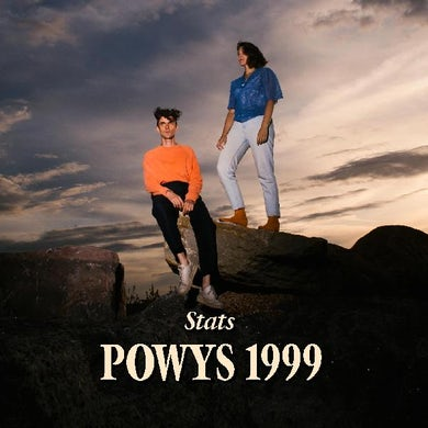 Powys 1999 Vinyl Record