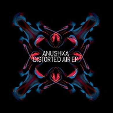 Anushka Distorted Air Ep Vinyl Record