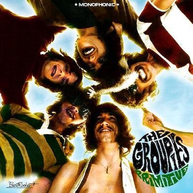 GROUPIES Primitive (Green Vinyl) Vinyl Record
